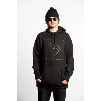 BRETHREN APPAREL SHREDDUH HOODIE 2.0 - NIGHTWATCH