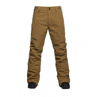 HORSEFEATHERS SPIRE PANTS - MEDAL BRONZE
