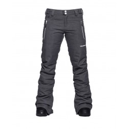 HORSEFEATHERS AVRIL PANTS - ASH