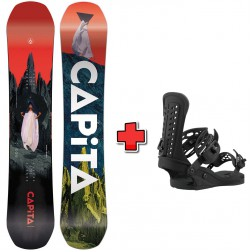 CAPITA DOA + UNION FORCE BLACK SET 2020-21