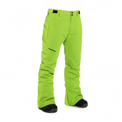 HORSEFEATHERS SPIRE PANTS - LIME GREEN
