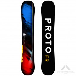 NEVER SUMMER TRIPLE CAMBER PROTO FREERIDE