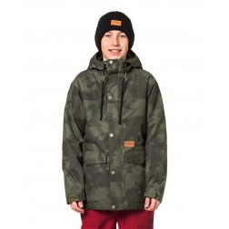 HORSEFEATHERS LANC KIDS JACKET - CLOUD CAMO