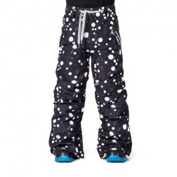 HORSEFEATHERS SHIRLEY KIDS PANTS - DOTS