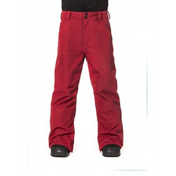 HORSEFEATHERS PINBALL KIDS PANTS - RED