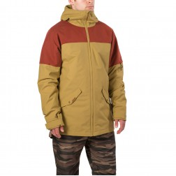 DAKINE DENISON JACKET - FENNEL/RUSSET