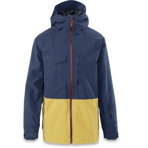 DAKINE SMYTH PURE GORE-TEX 2L JACKET - INDIA INK/FENNEL
