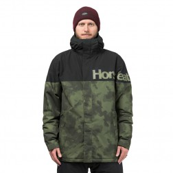 HORSEFEATHERS GANNET JACKET - CLOUD CAMO