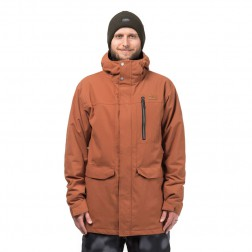 HORSEFEATHERS HORNET JACKET - COPPER