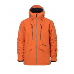 HORSEFEATHERS HALEN TYLER JACKET - JAFFA ORANGE