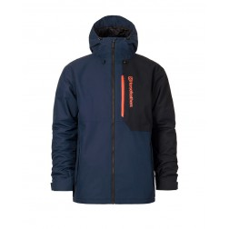 HORSEFEATHERS WRIGHT JACKET - NAVY