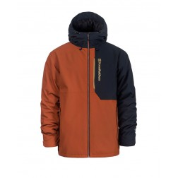 HORSEFEATHERS WRIGHT JACKET - BRICK