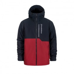 HORSEFEATHERS WRIGHT JACKET - RED