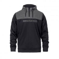 HORSEFEATHERS KODA HOODIE - FELPA IDROREPELLENTE