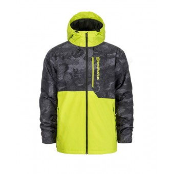 HORSEFEATHERS WRIGHT JACKET - LIME