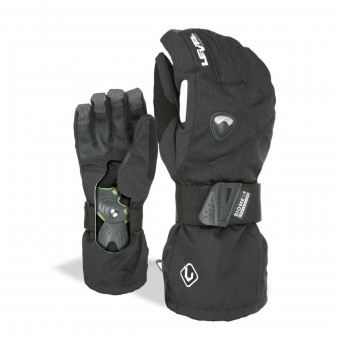 LEVEL GLOVES GUANTO FLY - NERO