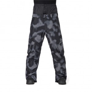HORSEFEATHERS BARGE PANTS - JETFIGHTER CAMO
