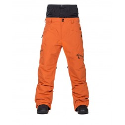 HORSEFEATHERS RIDGE PANTS - JAFFA ORANGE