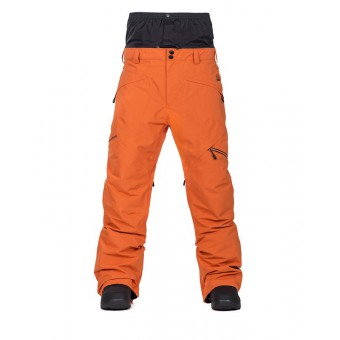 HORSEFEATHERS RIDGE TYLOR PANTS - JAFFA ORANGE