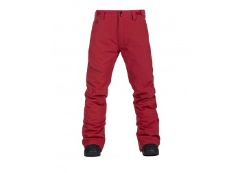 HORSEFEATHERS SPIRE PANTS - RED