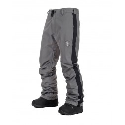 HORSEFEATHERS SUMMIT ATRIP PANTS - GUNMETAL