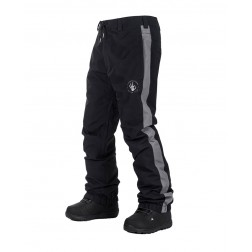 HORSEFEATHERS SUMMIT ATRIP PANTS - BLACK