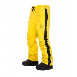 HORSEFEATHERS SUMMIT ATRIP PANTS - LEMON