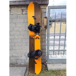 BLACKHOLE SNOWBOABOARDS SPLITBOARD ALL MOUNTAIN 158 - SET UNION EXPLORER 2022 TG.M