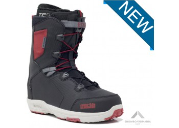NORTHWAVE EDGE SL - BLACK/RED