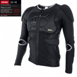 O'NEAL BP PROTECTOR JACKET BLACK