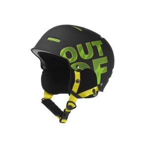 OUT OF CASCO WIPEOUT BLACK GREEN