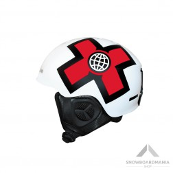 PROSURF XGAMES WHITE/RED