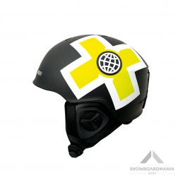 PROSURF XGAMES BLACK/YELLOW