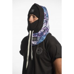BRETHREN APPAREL DRUID HOOD FACEMASK - RAGDOLLED