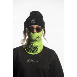 BRETHREN APPAREL ROBBIN HOOD BALACLAVA - MEAN GREEN