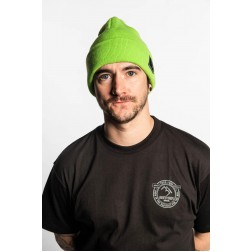BRETHREN APPAREL BEANIE - LIME