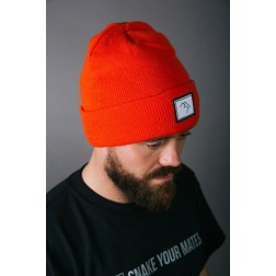 BRETHREN APPAREL BEANIE - ORANGE