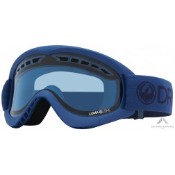 DRAGON ALLIANCE DXs BASE LIGHT NAVY LL BLUE (bambini 8-10 anni)