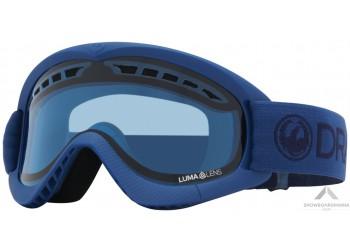 DRAGON ALLIANCE DXs BASE LIGHT NAVY LL BLUE (bambini 8-10 anni)