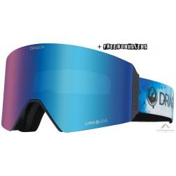 DRAGON ALLIANCE RVX OTG PERMAFROST LL BLUE ION + LL AMBER (lente in omaggio)