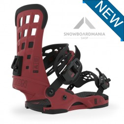 UNION BINDINGS ATLAS BRICK RED