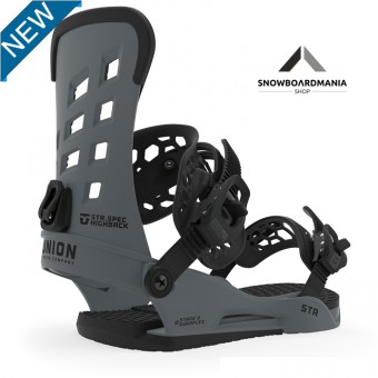UNION BINDINGS STR DARK GREY