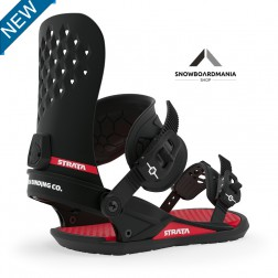 UNION BINDINGS STRATA BLACK